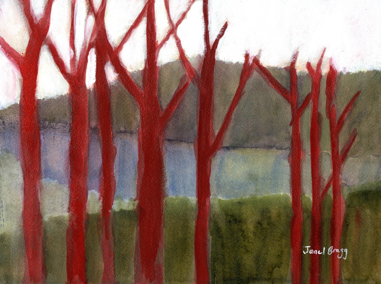 Janel Bragg - Holiday Hideaway III.I