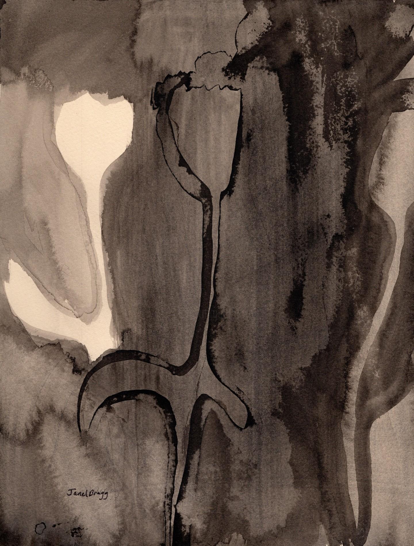Janel Bragg - Tulips in Sepia