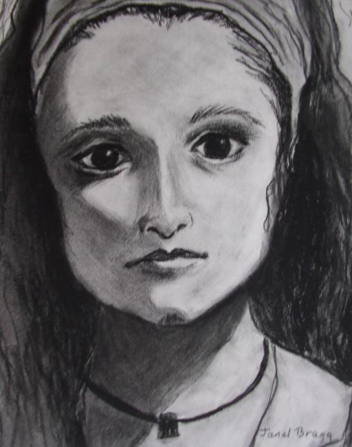Janel Bragg - Young Girl
