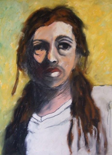 Janel Bragg - Jesus in a White T-shirt