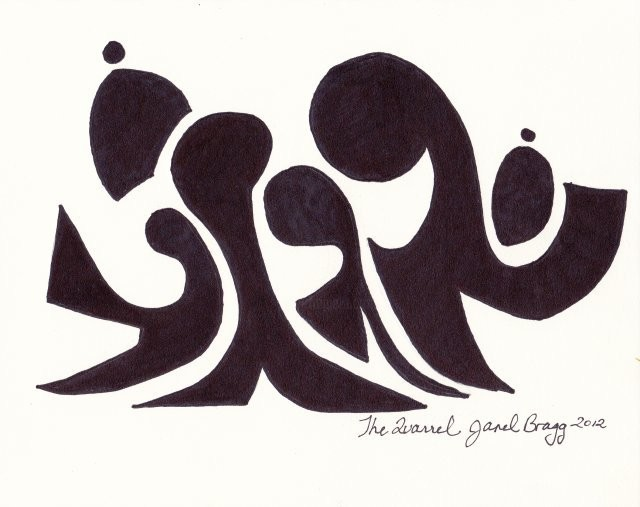 Janel Bragg - The Quarrel