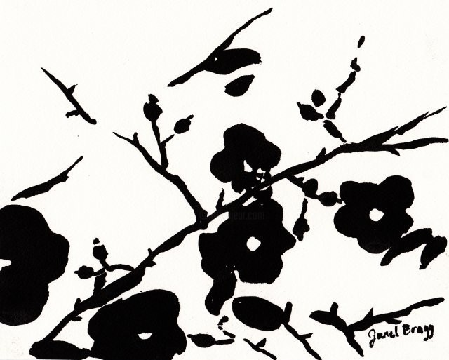Janel Bragg - Wild Roses
