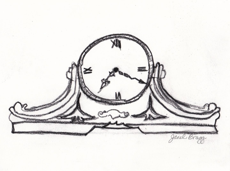 Janel Bragg - Janel's Antique Clock