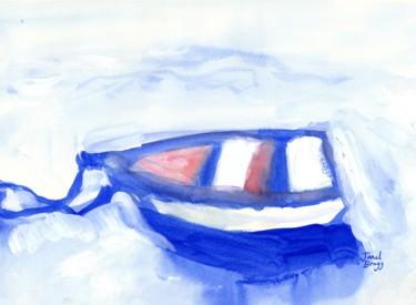Rowboat in Fidalgo Bay III