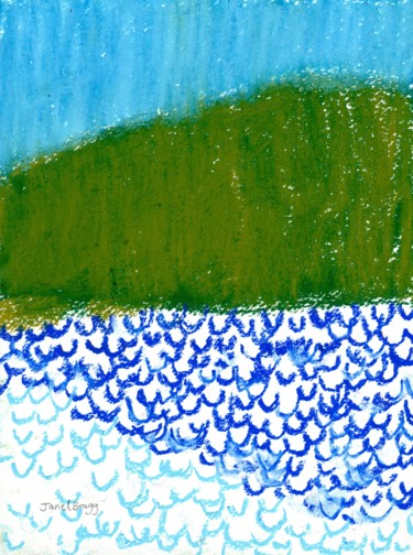 Impression of Guemes Island II