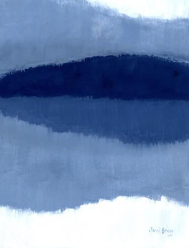 Abstract with San Juan Islands