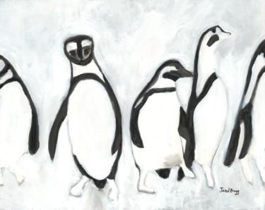 Penguins at Woodland Park Zoo