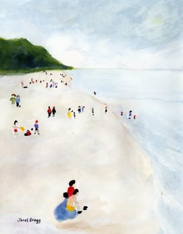 Beachgoers 1999