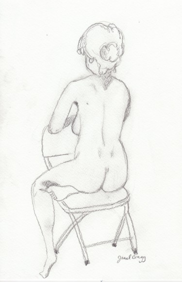 Figure Drawing Class 4