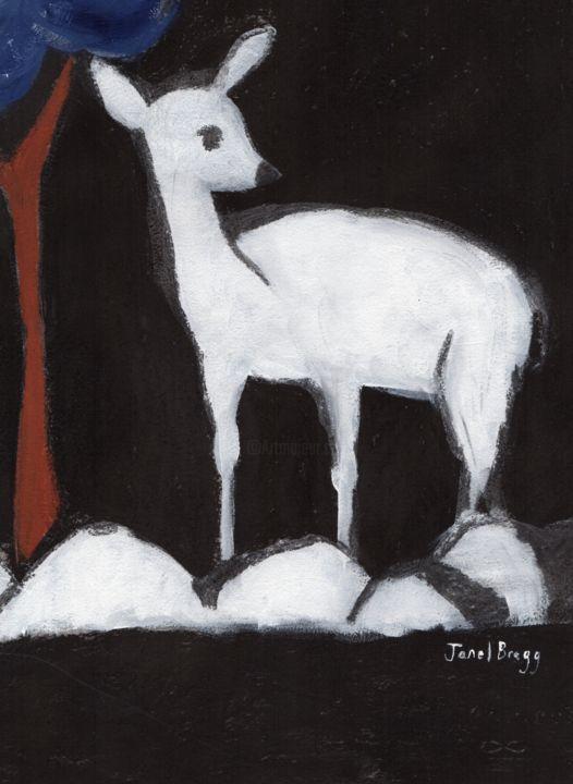 Janel Bragg - Deer from Washington Park II