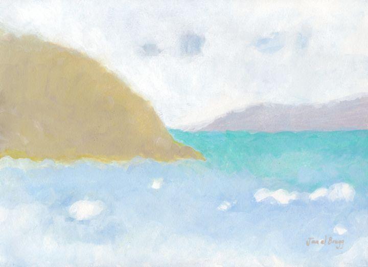 Janel Bragg - Anacortes Seascape