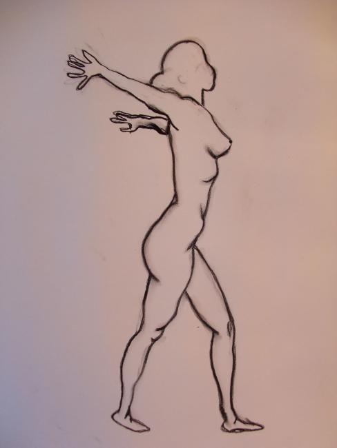 Janel Bragg - Figure Studio