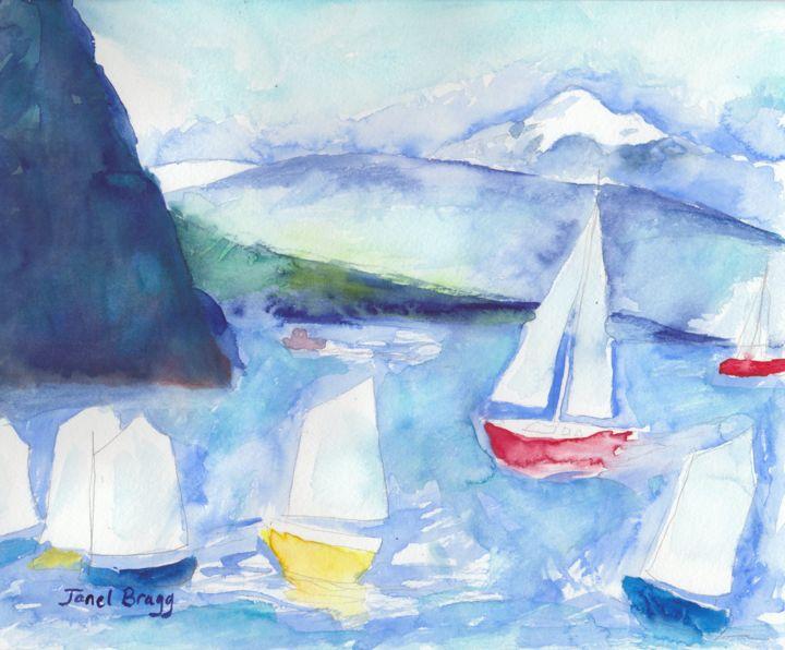 Janel Bragg - Anacortes Sailboats